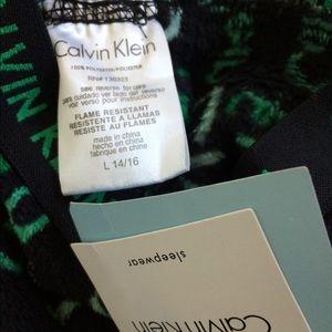 Calvin Klein Pajamas - Calvin Klein Big Boys sleep pants